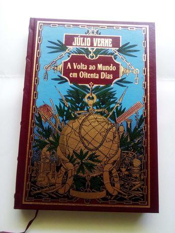 Júlio Verne, A volta ao mundo em 80 dias