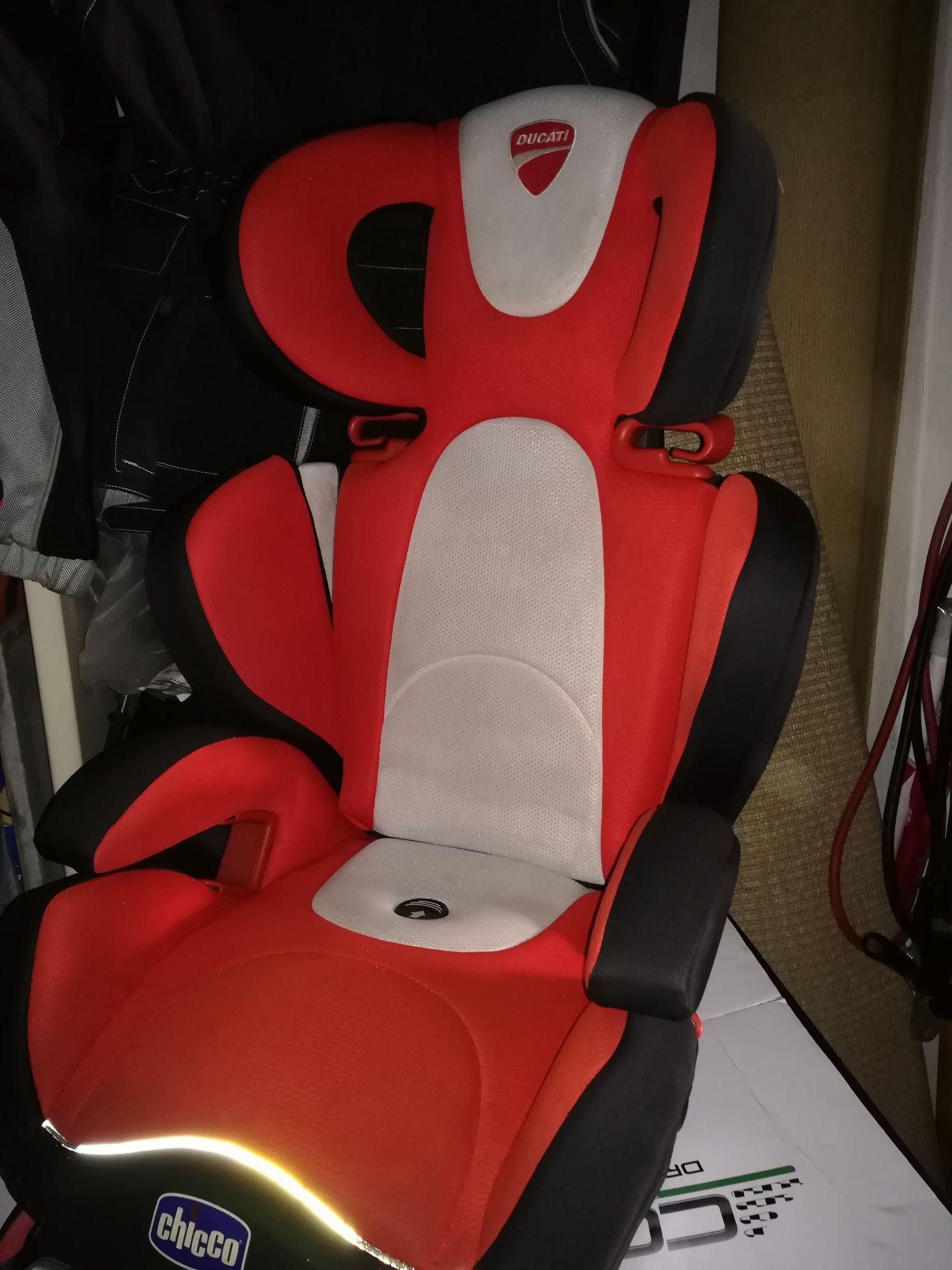 Cadeira Criança Chicco Ducati Grupo 2 - 3