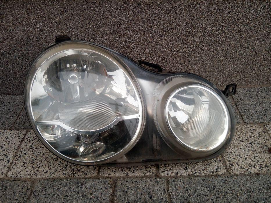VW Polo 9N 02-05 Okular - Reflektor prawy Oryginał Europa Domasław - image 1