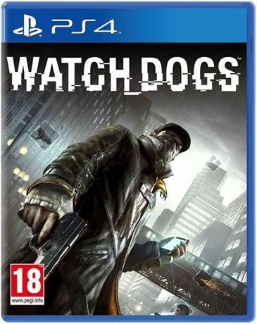 Watch Dogs pl Ps4
