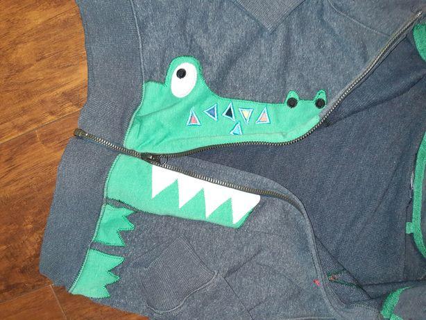 Bluza Next 110  krokodyl
