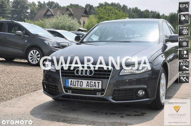 Audi A4 *nawi*xenon*alufelgi*bluetooth*gwarancja*