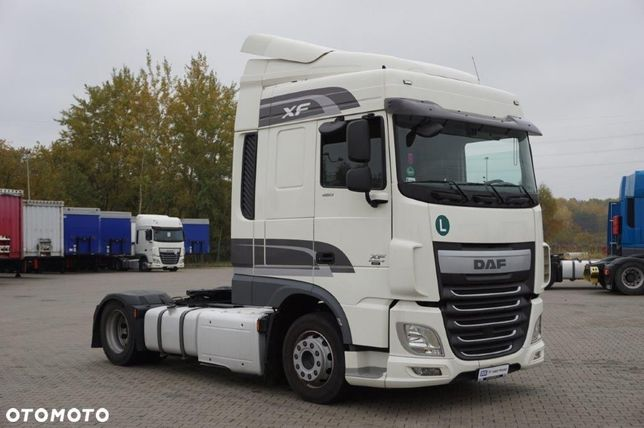 Daf Xf 460 Ft (23350) Low Deck Sc