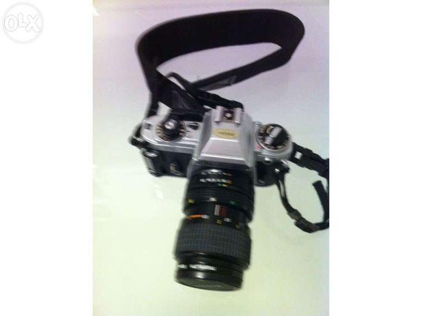 Máquina Fotográfica Nikon FG Analógica (necessita de reparação)