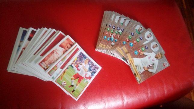 Karty z pilkarzami