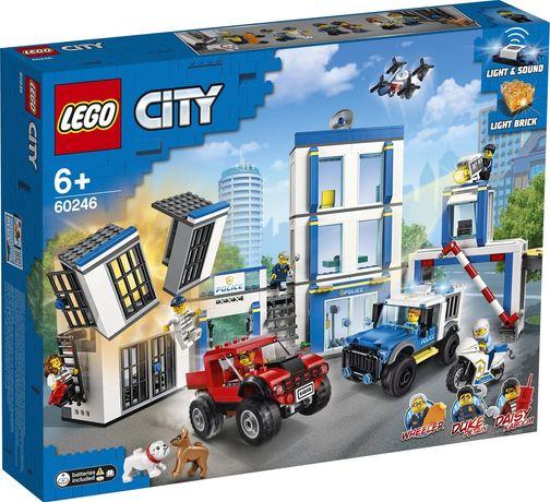 Lego City Posterunek Policji 60246 Wys24