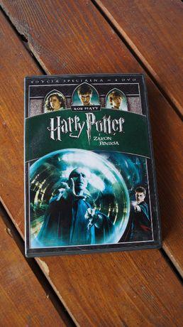 HARRY POTTER I ZAKON FENIKSA 2-płytowa edycja specjalna ( 2 DVD )