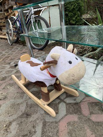 Krówka na biegunach-oddam za coś slodkiego dla dziecka