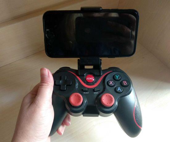 джойстик геймпад Terios  Bluetooth для смартфона, Android, Tv Box,iOS