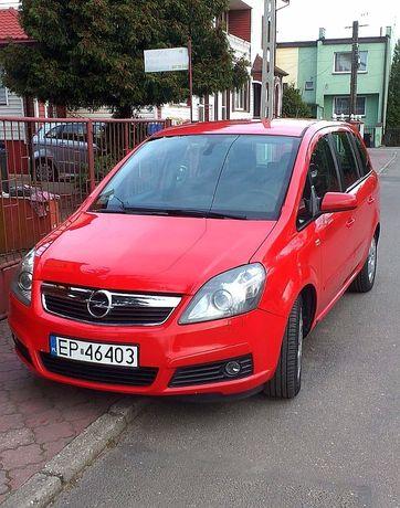 Opel Zafira 2007 1.9 CDTI