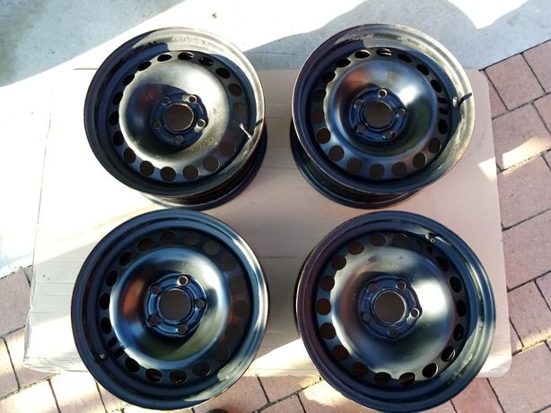 Felgi Opel 5x110 6,5x15 et 35 15 cali