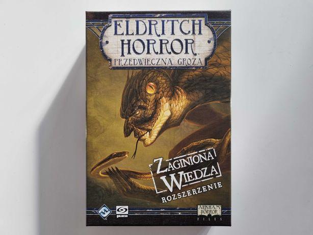Eldritch Horror - Zaginiona Wiedza