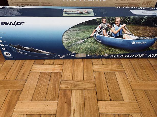 Canoa Kayak Adventure Kit 2 P Sevylor - NOVO