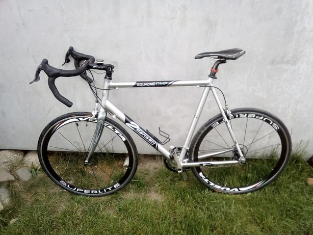 Rower szosowy Campagnolo