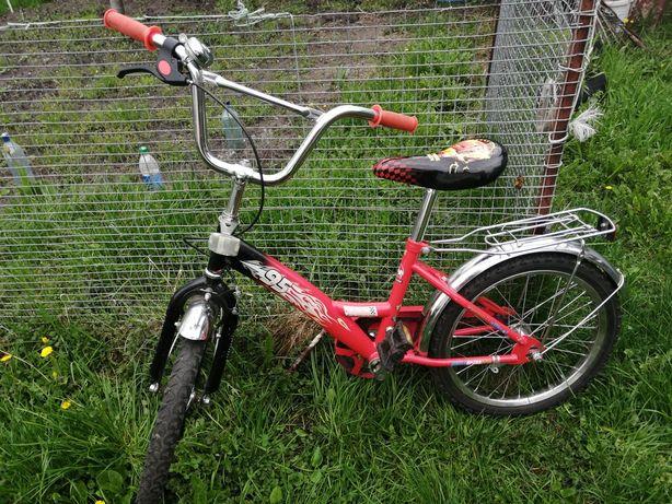 Детский велосипед Тачки Молния Маквин 18 дюймов
