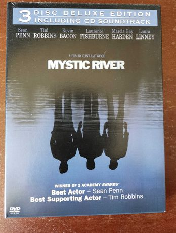Mystic River edição Deluxe com 3 discos com banda sonora