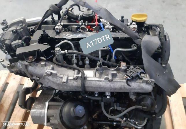 Motor Opel Astra J 1.7Cdti 125Cv Ref.A17DTR