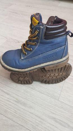 Ботинки на мальчика 27 р