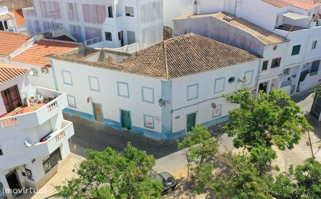 Moradia Com Projecto Aprovado No Centro Histórico, Lagos