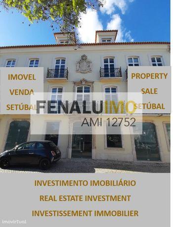 Investimento - Predio - Setubal - 3000m2 - Uso Misto