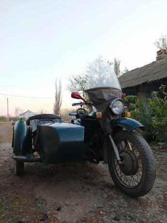 Продам мотоцикл МТ-9