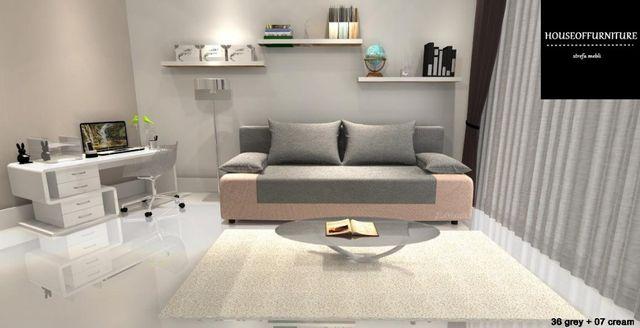 wersalka sofa kanapa rozkładana łóżko ROSA