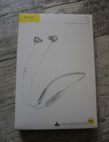Słuchawki Dokanałowe Sportowe Bluetooth Baseus S15 Nowe/ Gwarancja