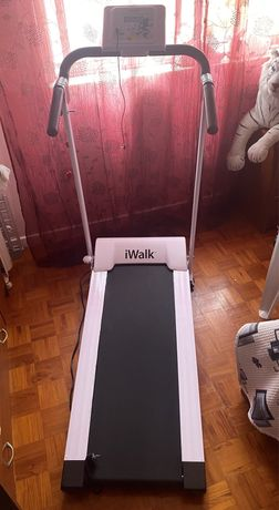 Passadeira de corrida Iwalk