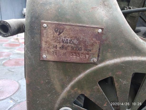 Генератор бензиновый на 220