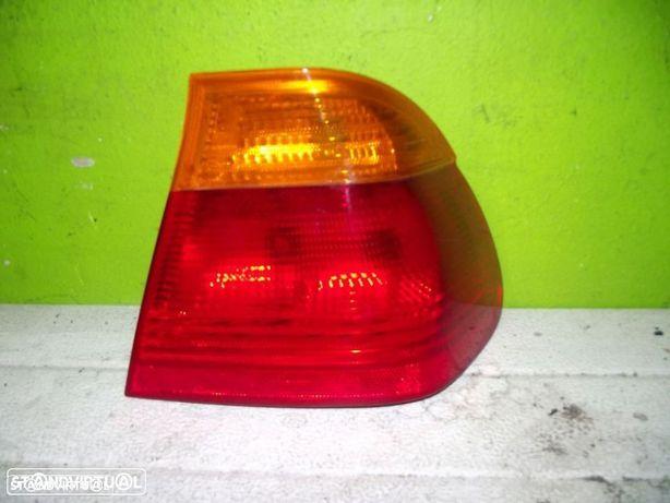 PEÇAS AUTO - VÁRIAS - Bmw 320 - E46 - Farolim de Trás Direito - FR731