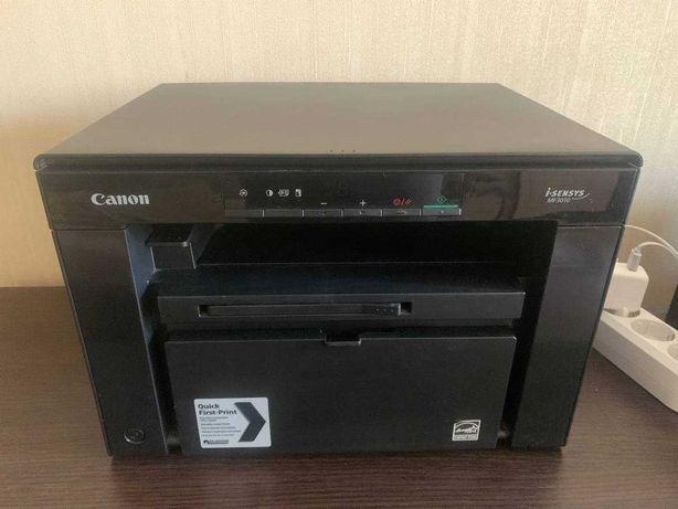 МФУ (принтер, сканер) Canon i-Sensys MF 3010
