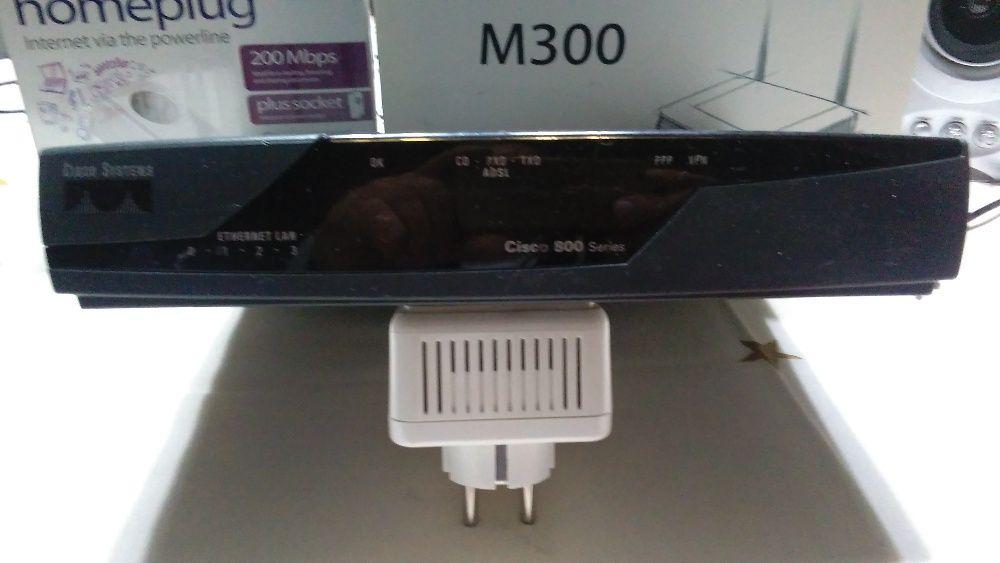 Vendo Router Cisco 857 Cascais E Estoril - imagem 1