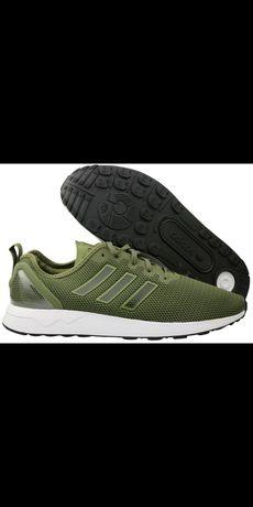 Adidas Originals ZX Flux ADV Herren Sneaker Turnschuhe olive AQ2680