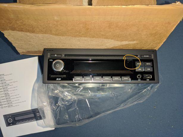 VW Radio Oem Clarion MP3, CD, SD, USB, BT