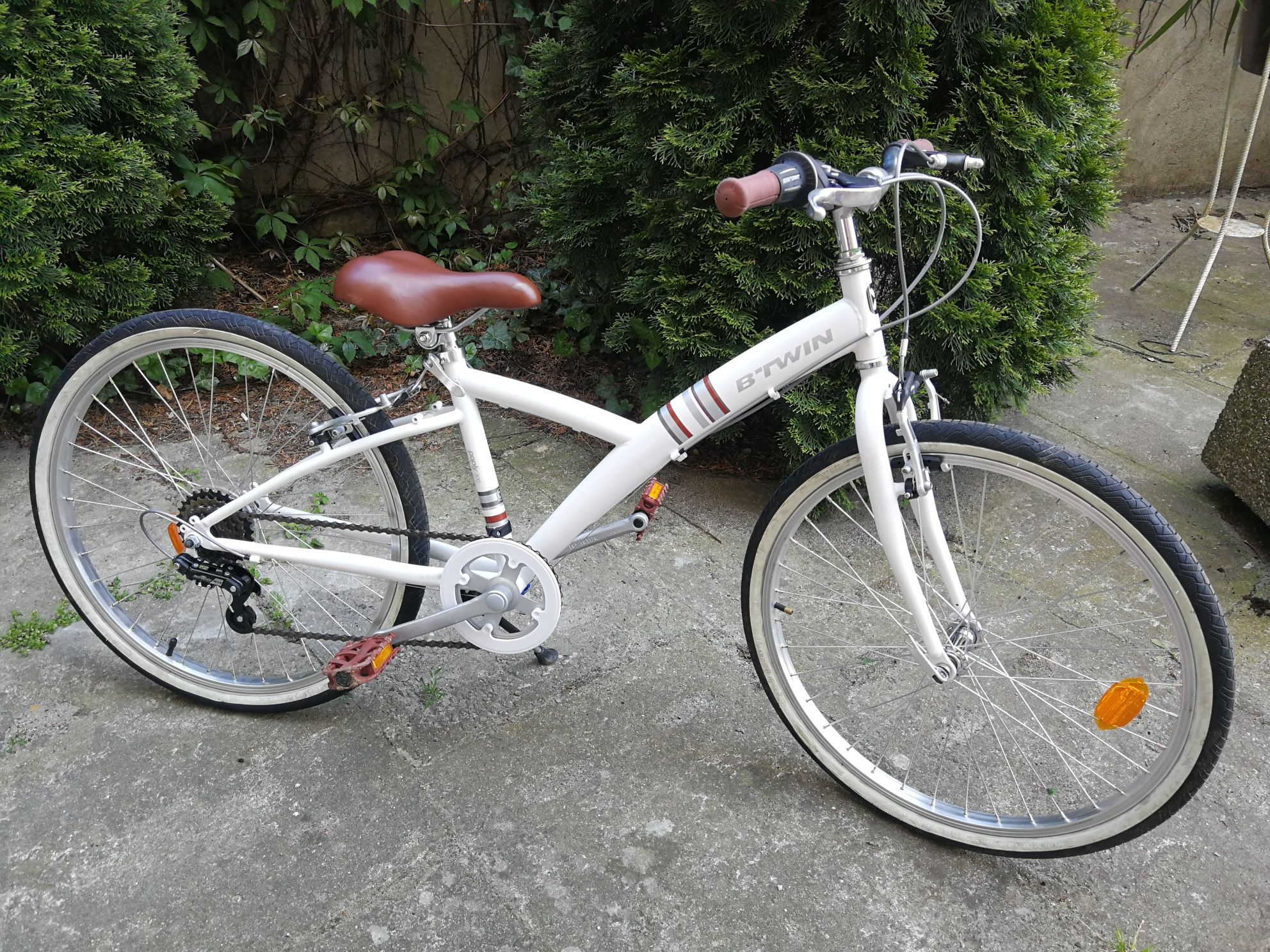 Rower rowerek 24cale