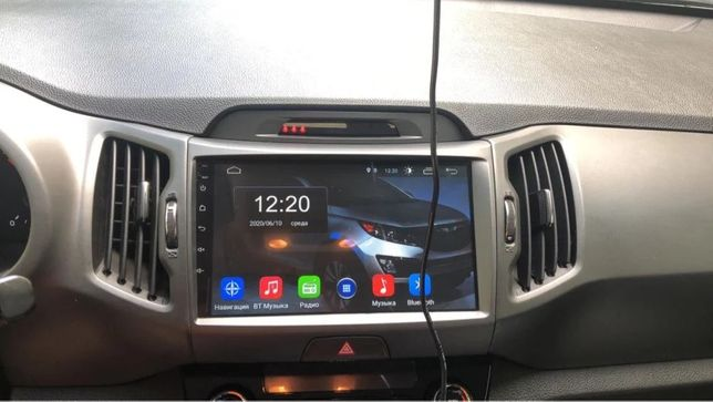 Автомагнитола Kia Sportage 3 2010-2015 android