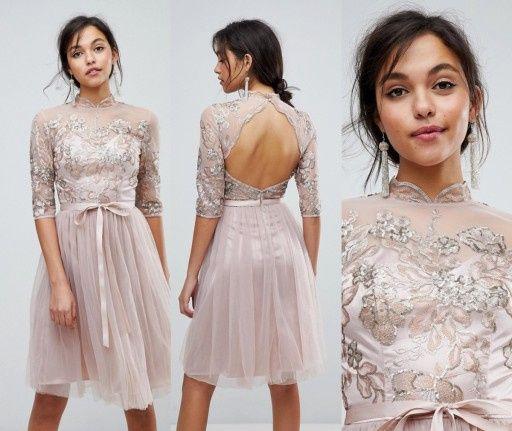 CHI CHI LONDON sukienka idealna na wesele 38