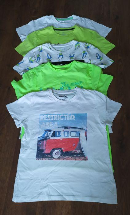 5-pack t-shirt dla chłopca rozmiar 158 Kraków - image 1