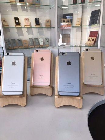 ХИТ iPhone 6s /6s PLUS 16/32/64/128 Black Айфон АКЦИЯ Trade IN