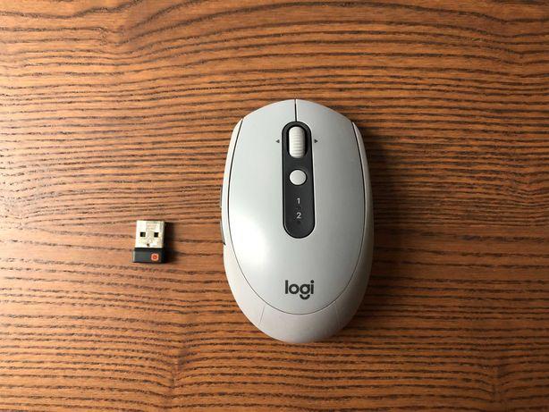 Новая мышь Logitech M590, состояние новой (тихая)