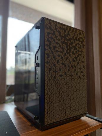 PC AMD RYZEN 5 1600/16RAM/NvidiaGTX1650 + Hp27es
