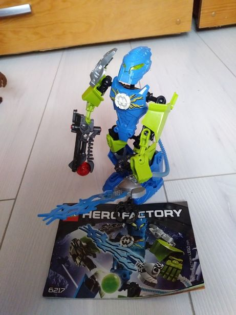 Robot hero faktory