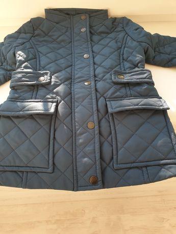 Детская стеганая курточка