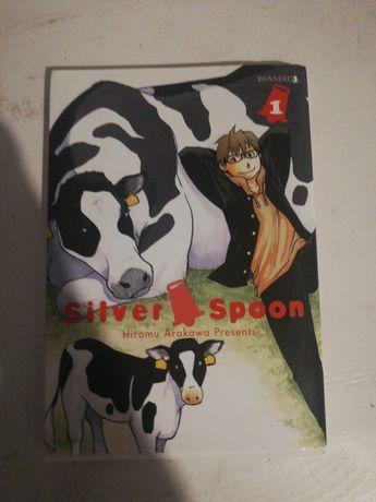 Manga Silver Spoon