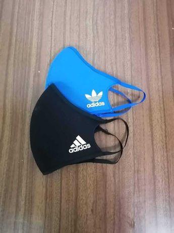 Máscaras desportivas de proteção facial adidas originais