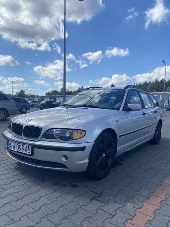 BMW e46 320d 150km! Nowe Turbo! Ladny Stan!