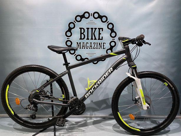 Rockrider ST 520 алюмінієвий велосипед 27.5 колеса Shimano Hayes