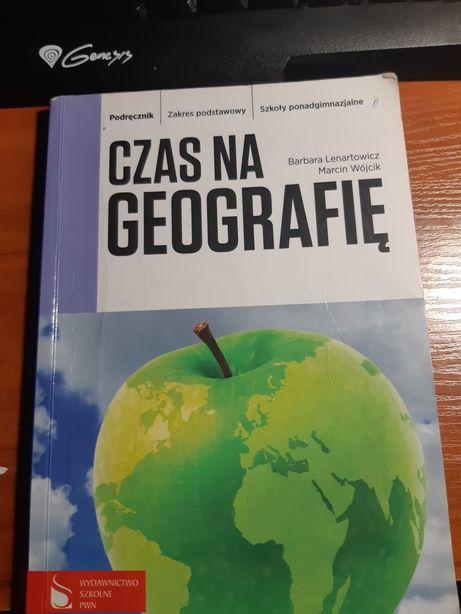 Czas na geografie podręcznik
