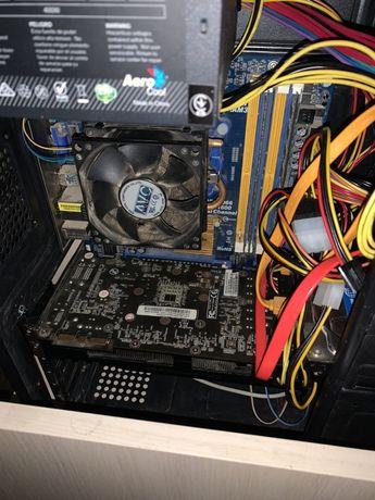 Компьютер gtx 570, athlon ii x4