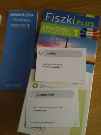 Fiszki do nauki francuskiego